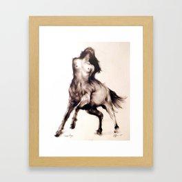 Anggitay Framed Art Print