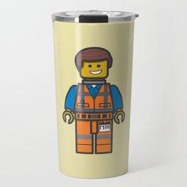 #10 Emmet Lego Travel Mug