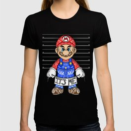 It's ME, Evil Mario !  T-shirt