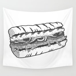 one veg for me, please. Wall Tapestry