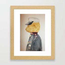 America's Heroes - Marines Framed Art Print