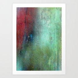 abstract art 1 Art Print