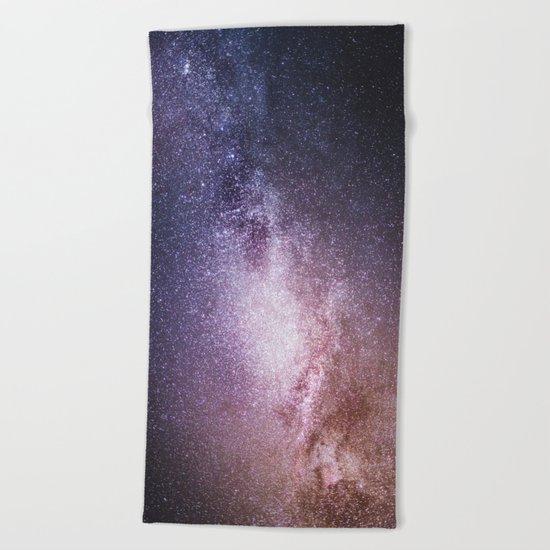 Take me to Mars Beach Towel