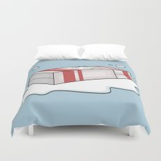 Spilt Milk Duvet Cover