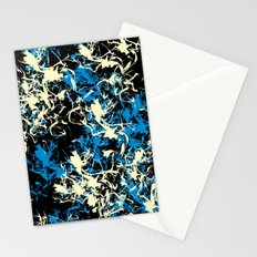 Abstract 9 Stationery Cards
