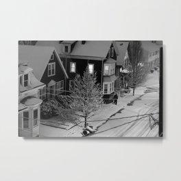 Black & White (4 of 7) Metal Print