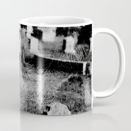 4x5 film photograph. Minimal edits and filters. It's part of the chemical process. Coffee Mug