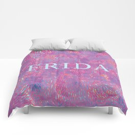 Frida 2 Comforters