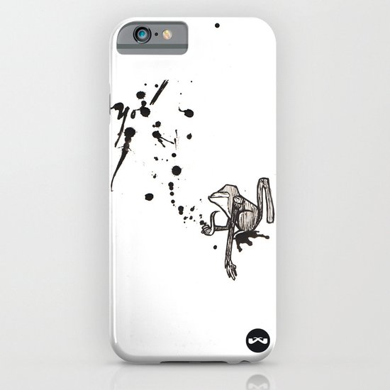 Pensive Primate. iPhone & iPod Case