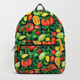 Home Grown Tomatoes  Backpack