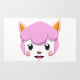 Animal Crossing Reese Rug