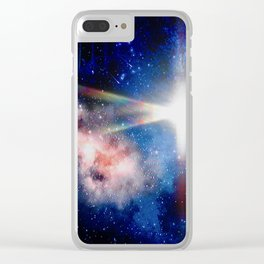 Nox Clear iPhone Case