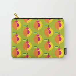 Fruit: Peach Carry-All Pouch