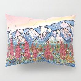 Denali Alpenglow Pillow Sham