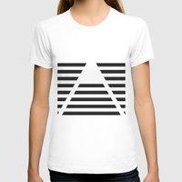 pyramid T-shirts featuring Pyramid by Justin Yanke
