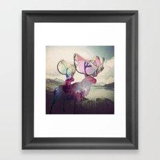The spirit VI Framed Art Print