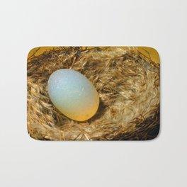 egg + nest Bath Mat