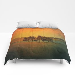 Solitude Colors Comforters