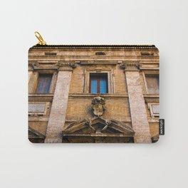 Roman Facade of Italy Carry-All Pouch