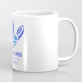 Aboriginal- Blue Eyed Grass Coffee Mug