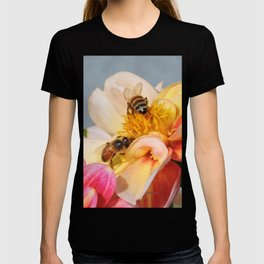Honeybees at Work T-shirt