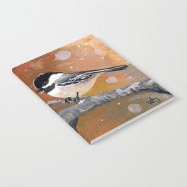Chickadee Notebook
