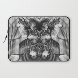 Wolf Pack Laptop Sleeve