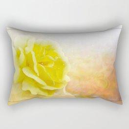 The Rose Rectangular Pillow