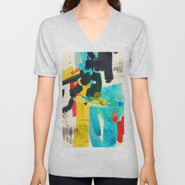 Lonely Water Unisex V-Neck