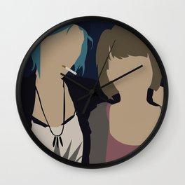 Chloe & Max Wall Clock