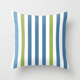 Jimmy Connors Throw Pillow