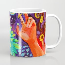 Nai Palm from Hiatus Kaiyote Coffee Mug