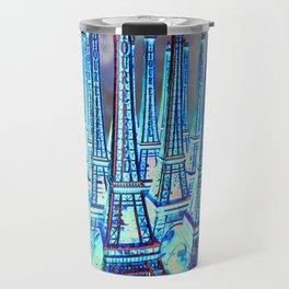 TOUR PARIS PARIS PARIS PARIS Travel Mug