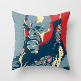 Shut Up Fool! Throw Pillow