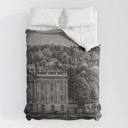 Chatsworth country house Comforters