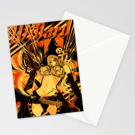 RENT BRA: double-D Stationery Cards