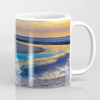 waldo Mugs featuring Depth Of Life Quote Ralph Waldo Emerson by JuliaApostolova