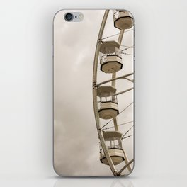 The Gondola Ride iPhone Skin