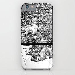 The Garden Gardien iPhone Case