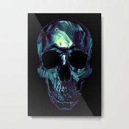 Skul 3 Metal Print