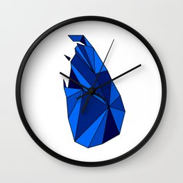 SRI LANKA Wall Clock