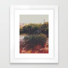 Hood Framed Art Print