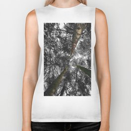 Lost in the Forest Biker Tank