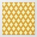 Bari Mustard Geometric by emmamazur