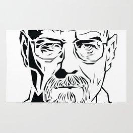 Breaking Bad: Heisenberg - Obey style Rug