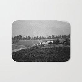 Casa di campagna in Toscana Bath Mat