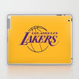 LA LAKERS LOGO Laptop & iPad Skin