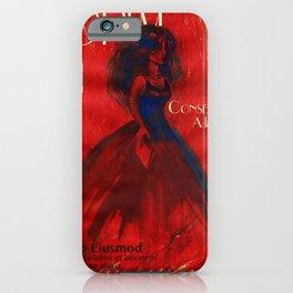 Magazine Cover iPhone Case