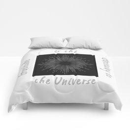 Universal Gratitude LT Comforters