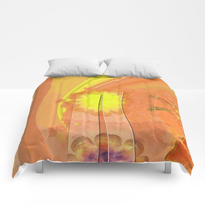 Internarial Concord Flowers  ID:16165-011657-19151 Comforters
